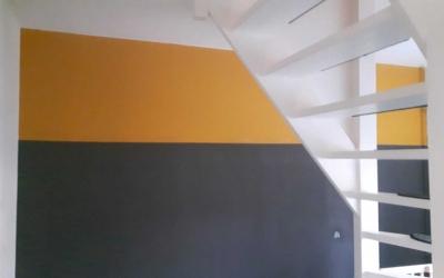 Geef je huis meer kleur: wandschilderwerk